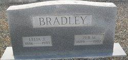 Lelia J Bradley