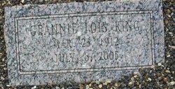 Geannie Lois King