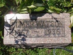 Elmer S Watson
