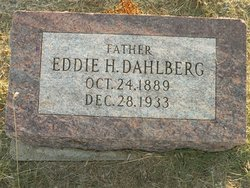 Eddie Harry Dahlberg