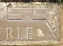 Anna E. Weckerle