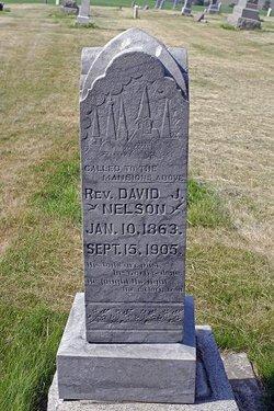 Rev David J. Nelson