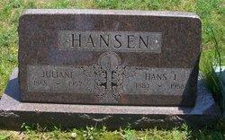 Hans Ingwald Hansen, Sr