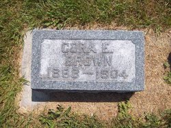 Cora Elsie <i>Welsh</i> Brown