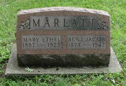Mary Ethel <i>Wagner</i> Marlatt