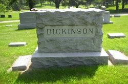 Williamine M. <i>Morton</i> Dickinson