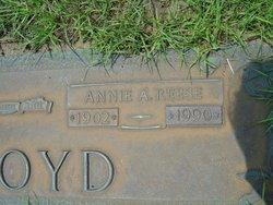 Annie Ailene <i>Reese</i> Floyd