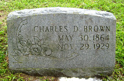 Charles Daniel Brown
