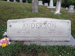 Ruby Mae India <i>Trimble</i> Anderson
