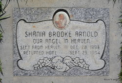 Shania Brooke Arnold