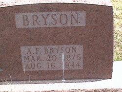 Fulton Arthur Sulvester Bryson