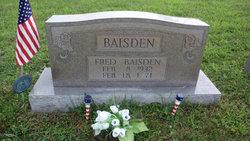 Fred Baisden