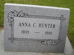 Anna <i>Salmonsen</i> Hunter
