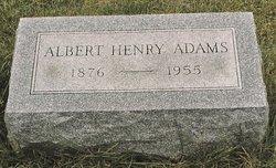 Albert Henry Adams