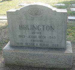 Bessie <i>Bruington</i> Burke