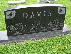 Carole Ann Davis