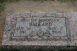 Hattie <i>McMahan</i> Ballard