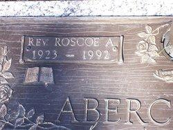 Rev Roscoe A Abercrombie