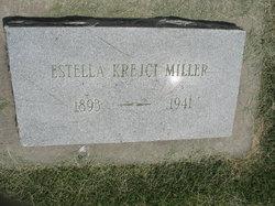 Estella <i>Krejci</i> Miller