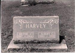 Hettie Jane <i>Cole</i> Harvey