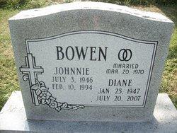 Johnnie Bowen