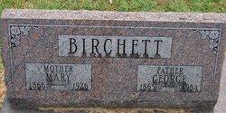 Mary Catherine <i>Lewallen</i> Birchett