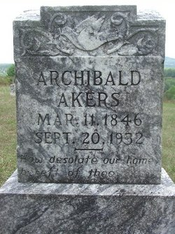 Archibald F. Akers