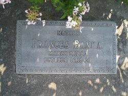 Frances Banka