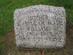 Beulah M. Williams
