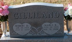 Mable R. <i>Sutherlin</i> Gilliland