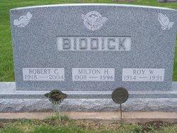 Milton H Muggs Biddick
