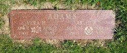 Vera H Adams