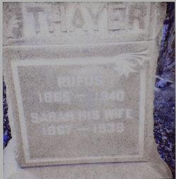 Sarah C.E. <i>Austin</i> Thayer