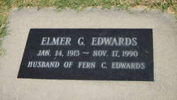 Elmer G Edwards