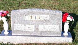 Nellie F. <i>Lillie</i> Hitch