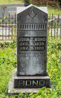 John T. Bond