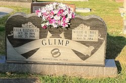 Willie H. Bill Glimp