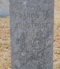 Francis M. Armstrong