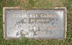 Edgar Ray Gaddis