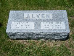 Helen <i>Hill</i> Alven