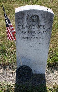 Clarence F Amundson