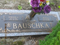 Gordon A. Bauschka