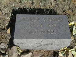 Orville Crittenden Baker