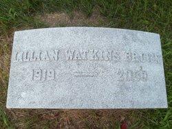 Amelia Lillian <i>Watkins</i> Brown
