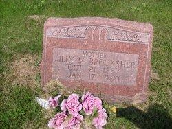 Lilly M <i>Watson</i> Brooksher