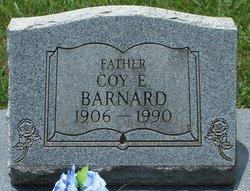 Coy E Barnard
