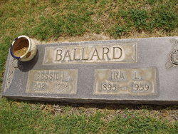 Bessie Lee <i>McCandless</i> Ballard
