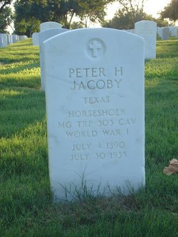 Peter H Jacoby