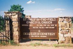 Bear Canon Cemetery