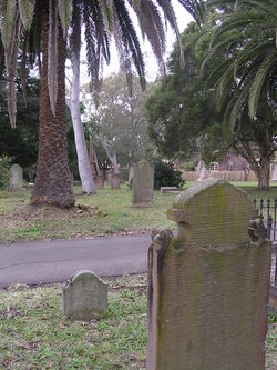 St Johns (Anglican) Churchyard